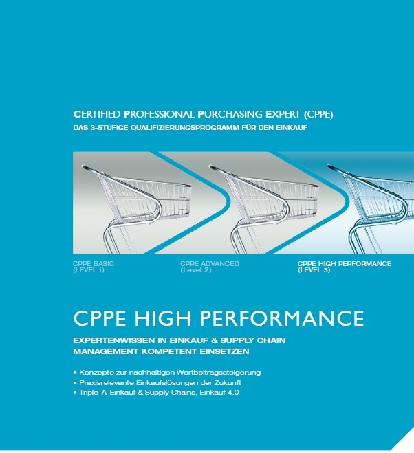 Titelbild CPPE High Performance Folder